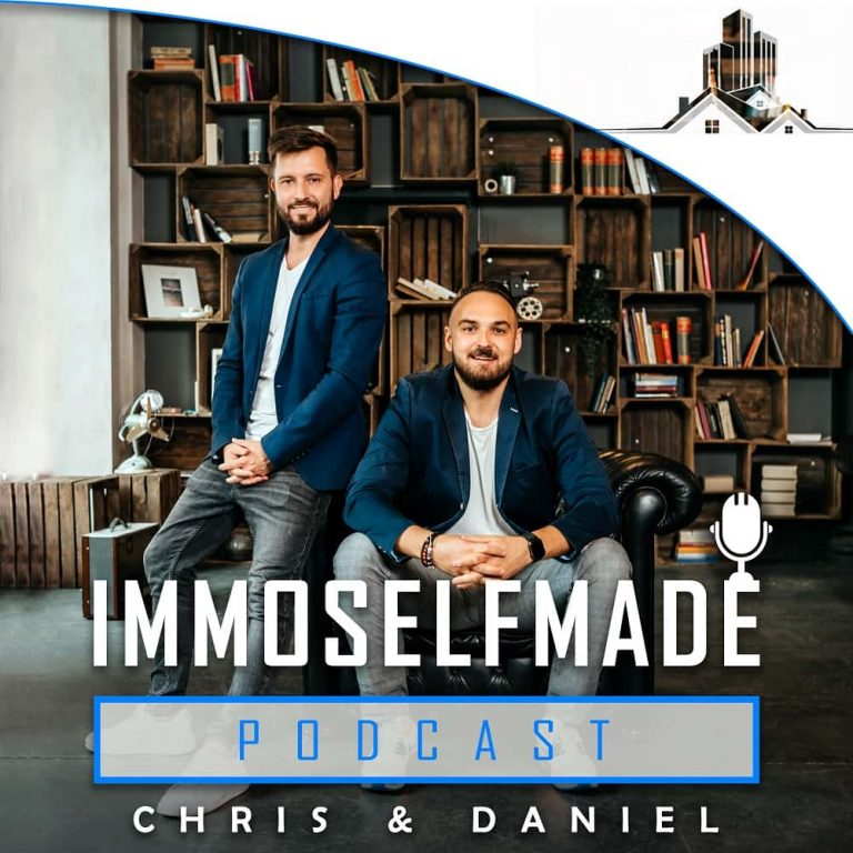 ImmoSelfMade Podcast Cover