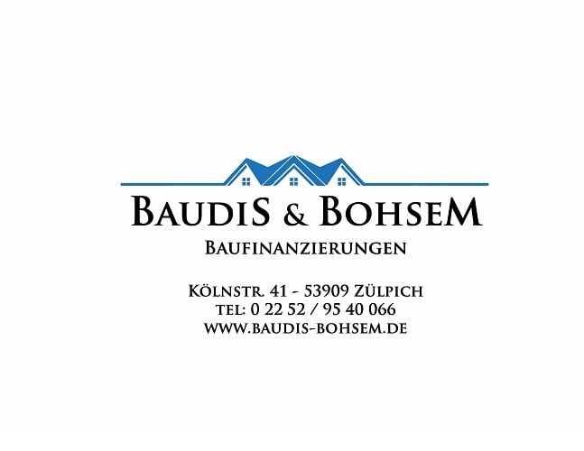 Baudis & Bohsem Baufinanzierungen Immobilienfinanzierungen Finanzierungen für Immobilieninvestoren