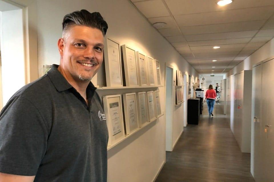 Portrait von Dr. Florian Roski