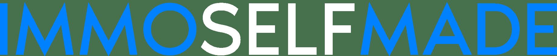 ImmoSelfMade Schriftzug