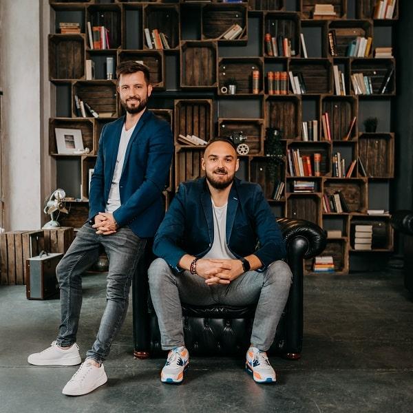 Chris und Daniel von ImmoSelfMade
